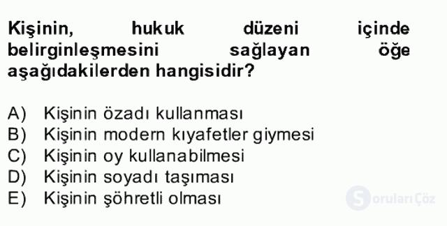 Atatürk İlkeleri ve İnkılap Tarihi II Bahar Final 10. Soru