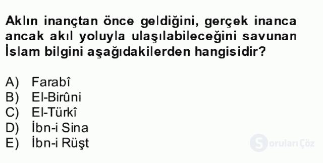 Atatürk İlkeleri ve İnkılap Tarihi II Bütünleme 17. Soru