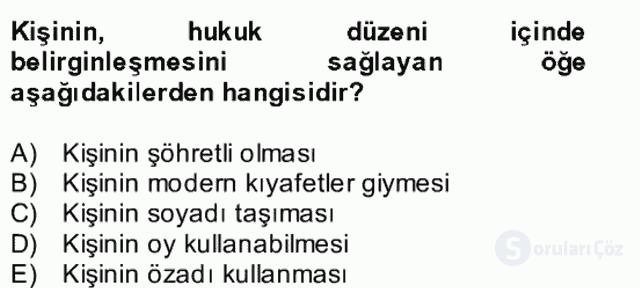 Atatürk İlkeleri ve İnkılap Tarihi II Bütünleme 5. Soru