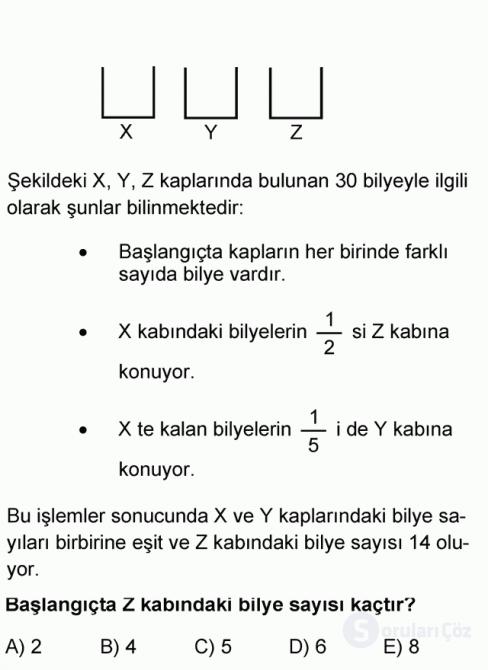 Sayısal Mantık 5. Soru