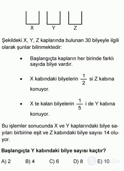 Sayısal Mantık 6. Soru