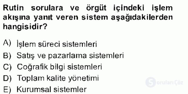 Gayrimenkul Yönetiminde Mesleki Etik Bahar Final 15. Soru