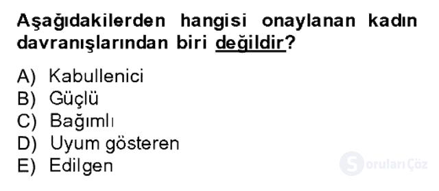 Sözlü ve Sözsüz İletişim Bahar Dönemi Final 7. Soru