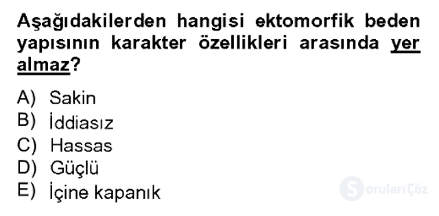 Sözlü ve Sözsüz İletişim Bahar Dönemi Final 8. Soru