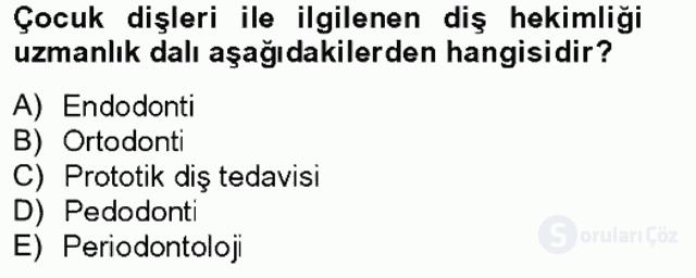 Sağlık Kurumları Yönetimi II Bahar Final 2. Soru