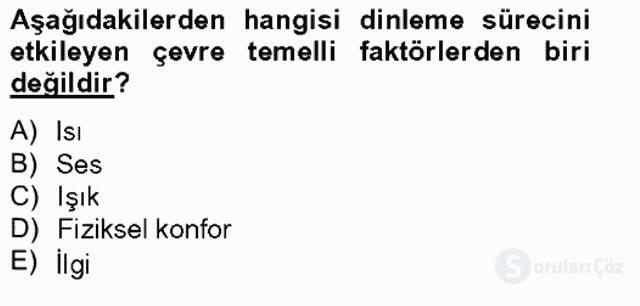 Türk Dili II Tek Ders 16. Soru