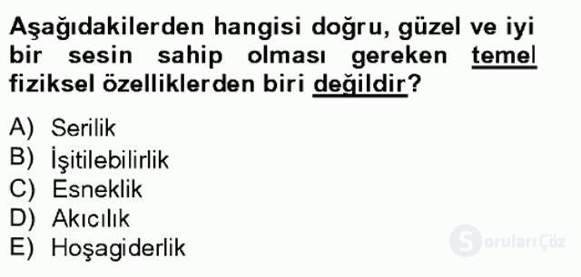 Türk Dili II Tek Ders 17. Soru